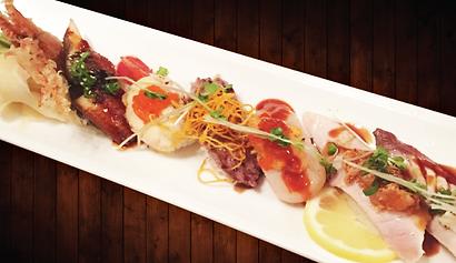 Tokyo John Sushi Dine-In Menu