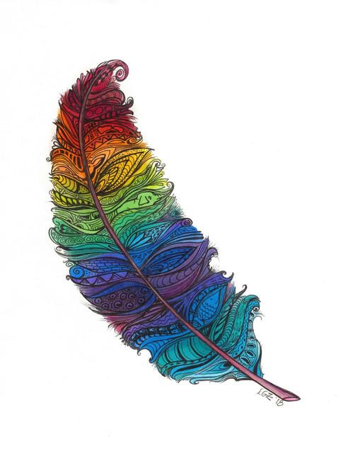 Elephant Feather