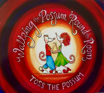 Waltzing The Possum CD Cover