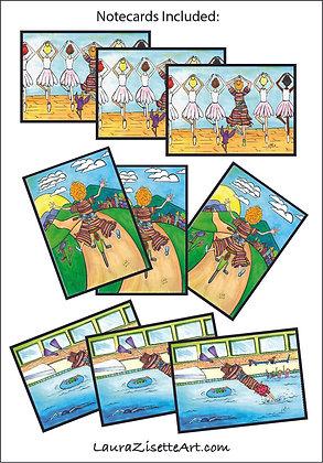 Vera Note Cards