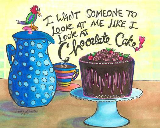 Like Chocolate Cake