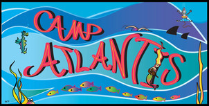Camp Atlantis Banner