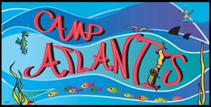 Camp Atlantis Banner