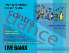 South Bay Contra Dance