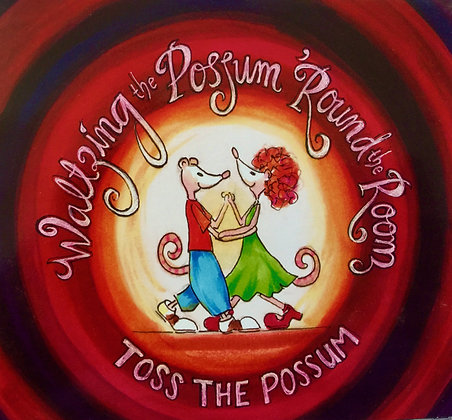 Waltzing the Possum 'Round the Room