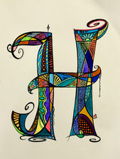 2021 The Letter 'H'