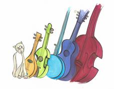 Whiskers & Strings
