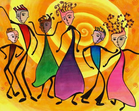 Groovy Dancers