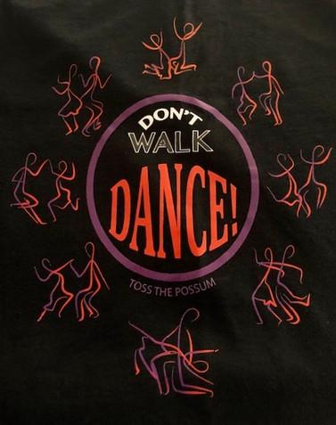 Don't Walk, Dance!