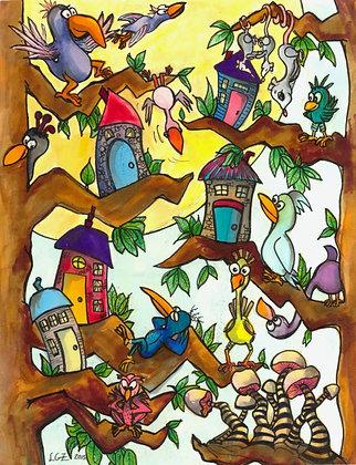 The Zig-Zag Tree