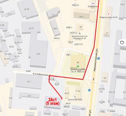 4-я Кабельная улица, 2Ас1