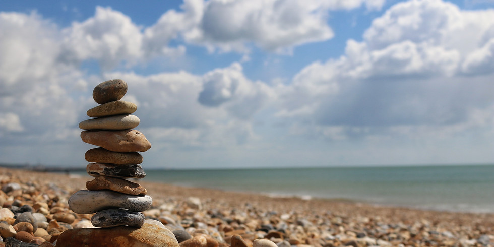 Salted Wellbeing: Free Meditation By The Sea