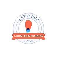BetterUp Conscious Business Coach Logo B