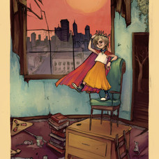 The Princess at the End of the World