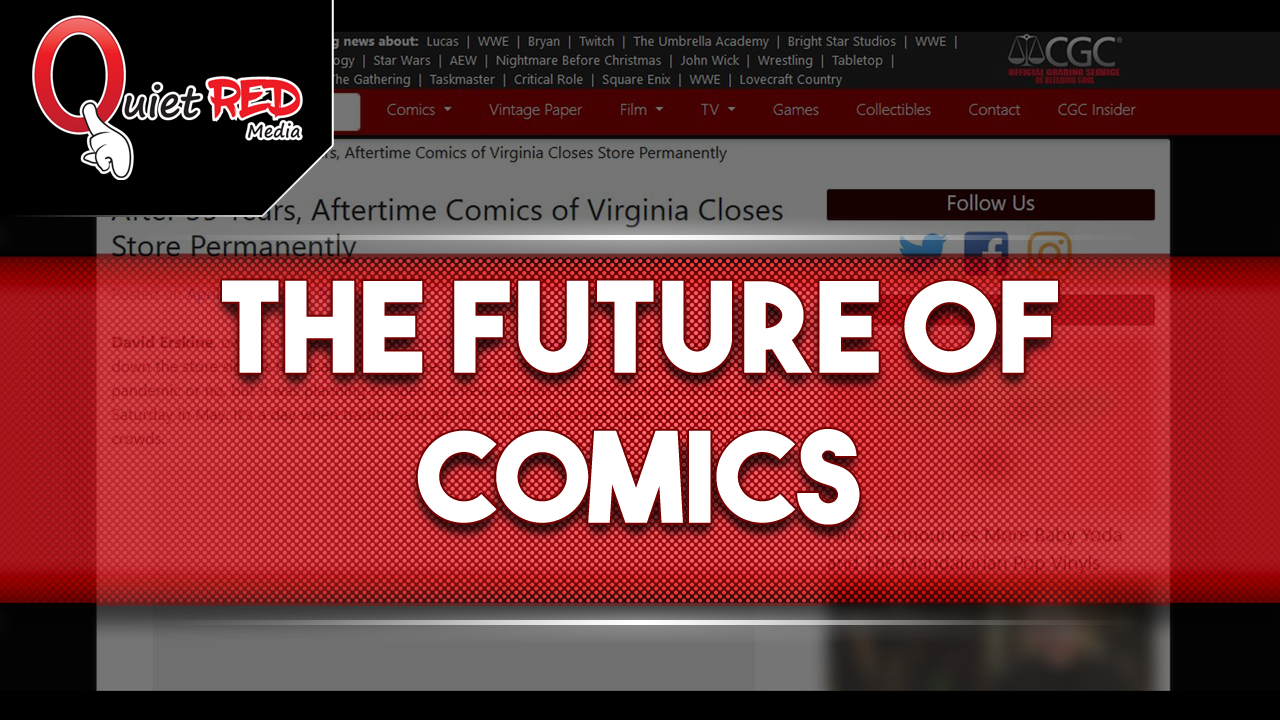 YouTube - The Future of Comics