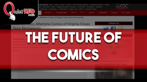 YouTube - The Future of Comics
