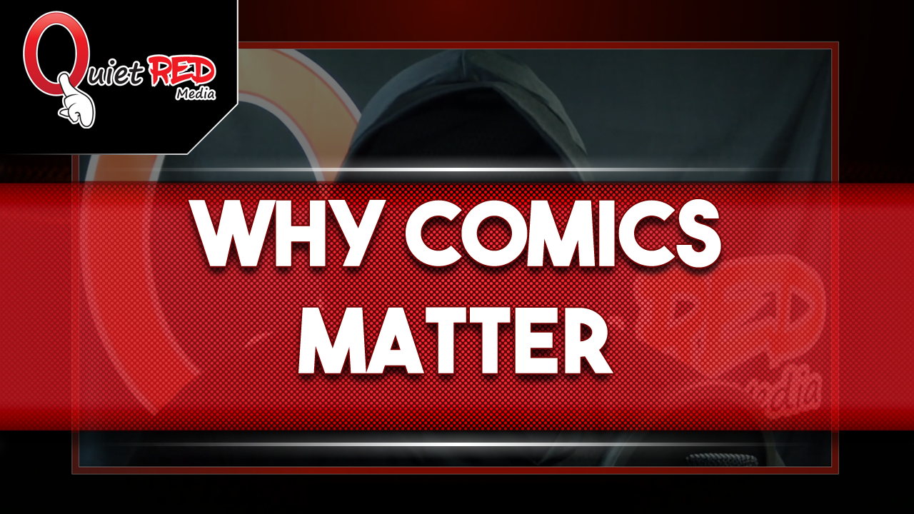 YouTube - Why Comics Matter