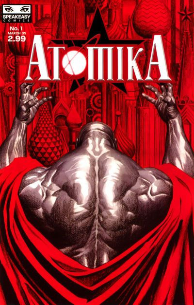 (Atomika #1, 2005, Speakeasy Comics)