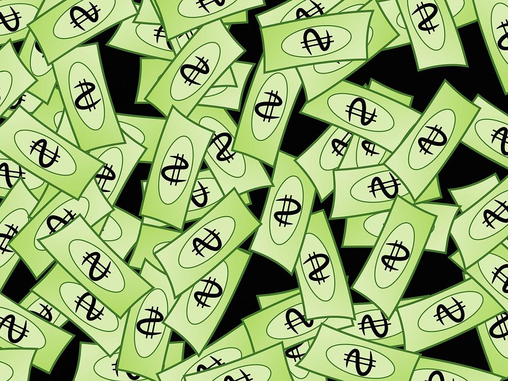 Money, money, money, muhhhnehhhh