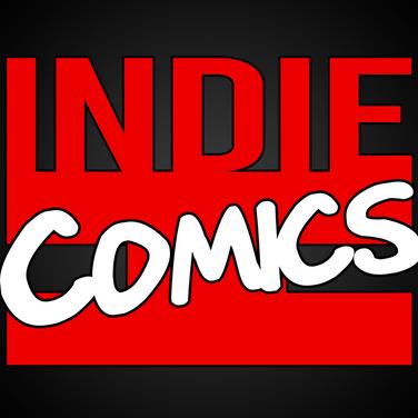 1920x1080 Indie Comics Mock Logo