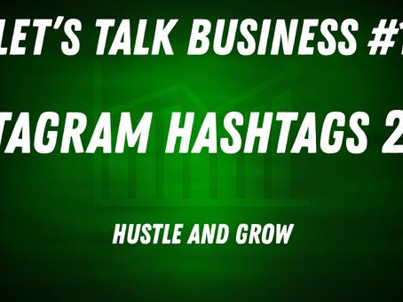 Let's Talk Business #1