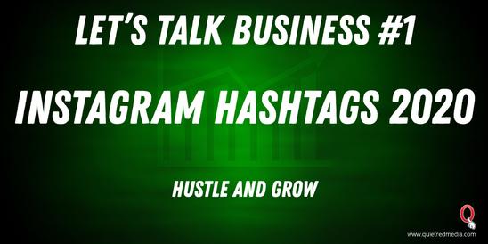 Blog - Instagram Hashtags 2020