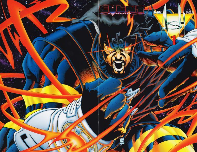 (Ash #1, 1994, Event Comics)