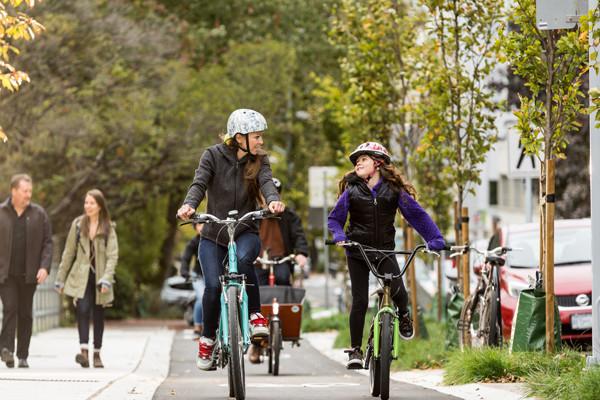 How Paris raised bike ridership 54% in one year