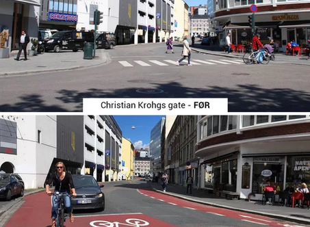 Oslo saw zero pedestrian and cyclist deaths in 2019. Here's how the city did it.