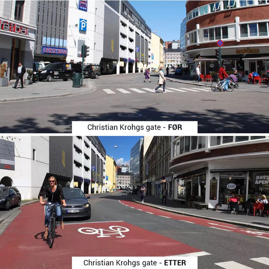 bikeable infrastrcuture
