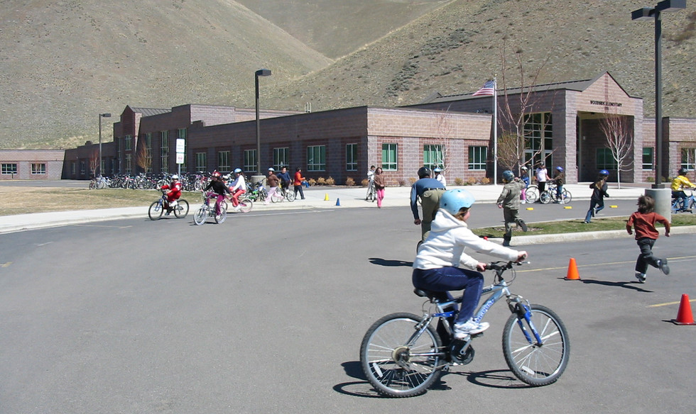 Get down at the Alturas Elementary School Bike Rodeo!
