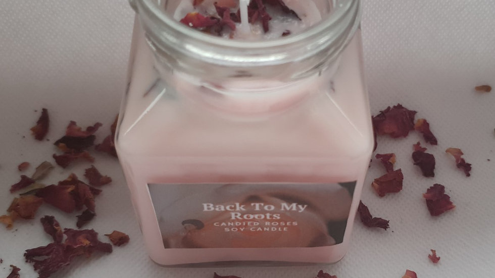 Candied Roses Candle