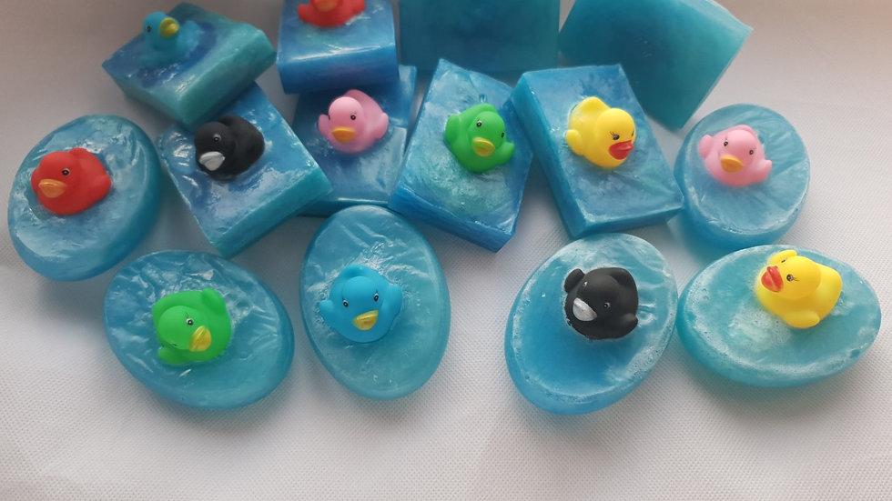 Rubber Ducky Soap Bar