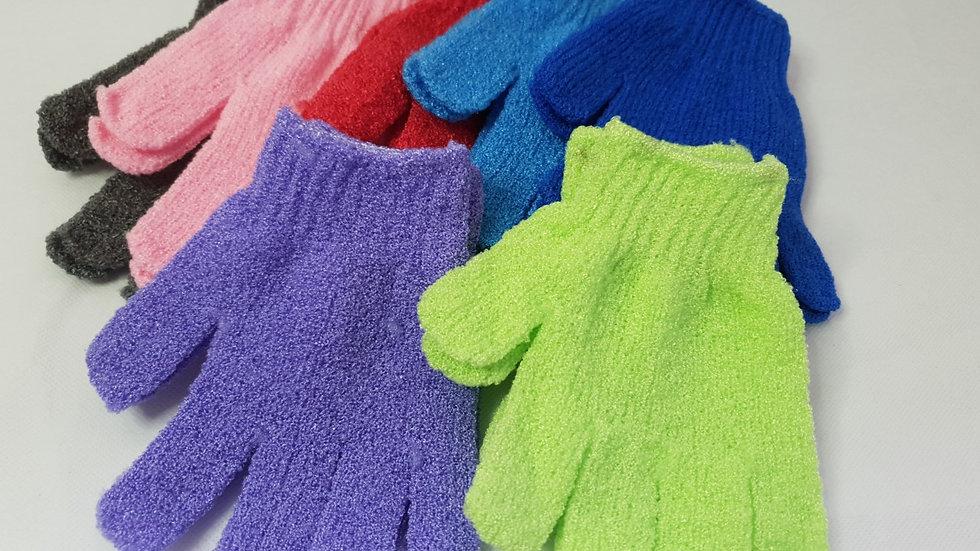 Shower Mits /Gloves Dead Skin Cells Remover