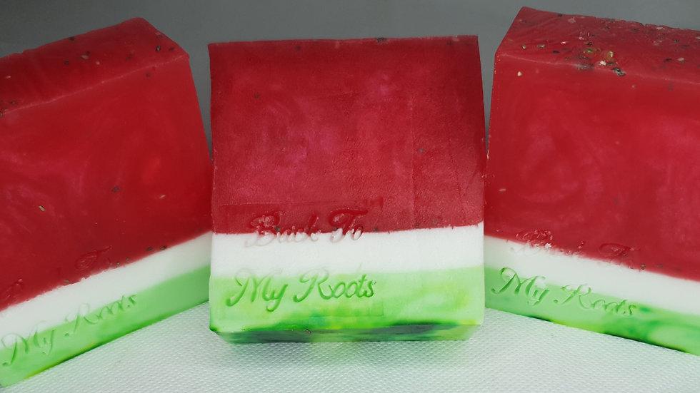 Summers Kiss Watermelon Soap Bar 5oz