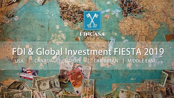 FDI & Global Investment Fiesta 2019 - One on one meet