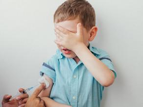 Posible brote de  Sarampión, Rubéola y Polio. OMS: Evitemos el contagio de enfermedades prevenibles.
