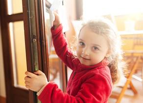 ¿Cómo cuidar la salud de los niños mientras están suspendidas las clases en las escuelas?