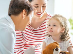 COVID-19 Pone en Riesgo la Vacunación en Niños.