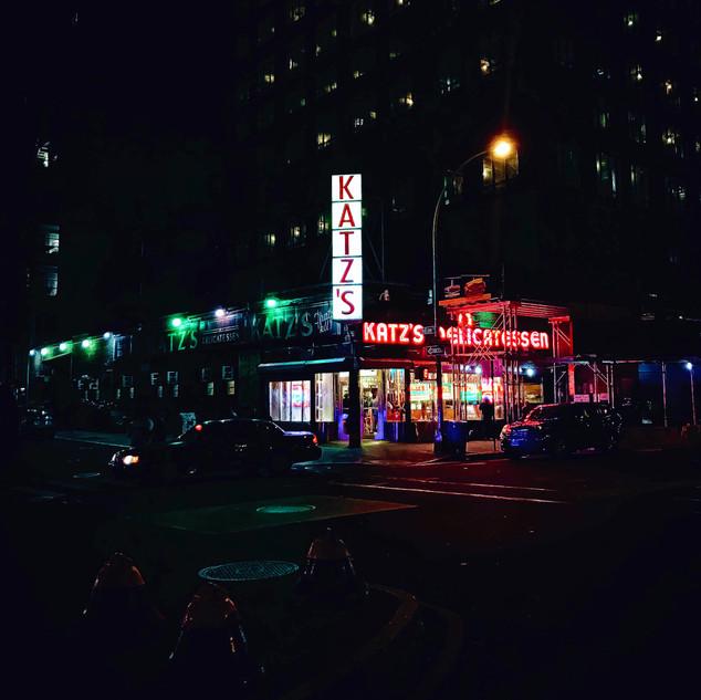 Katz's Manhattan, USA