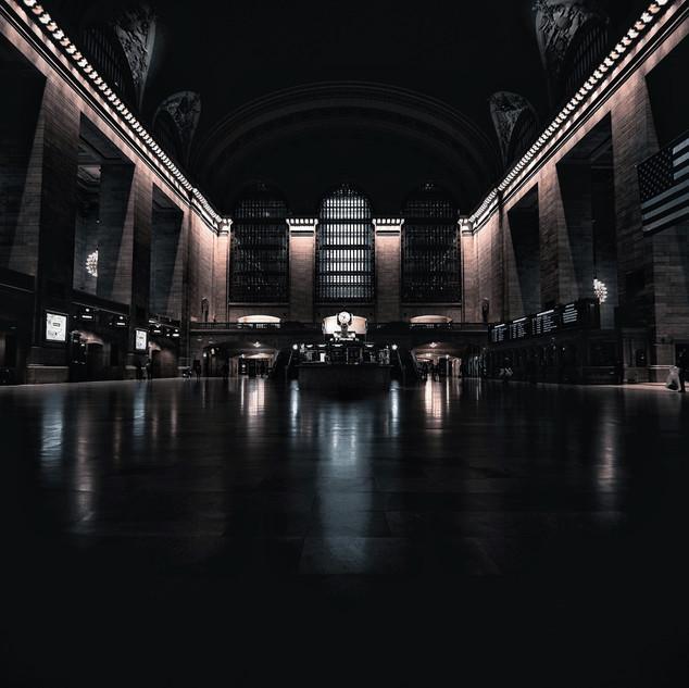 Grand Central COVID19