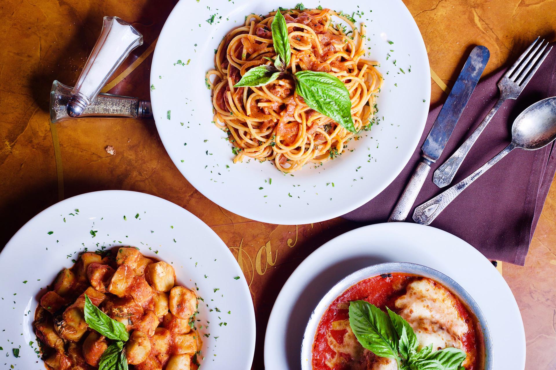 Italian Cuisine, Da Nico NY
