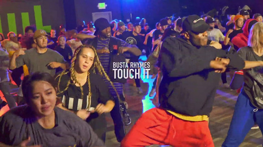 Busta Rhymes 'Touch It' | Choreography