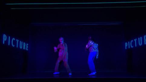 Justin Bieber 'Intentions' @ SNL | Asst. Choreography