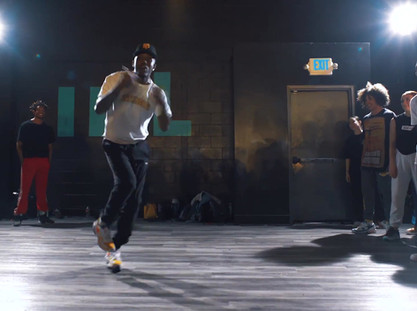 King Combs 'On It!' | Choreography