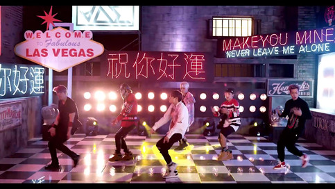 Beast 'Good Luck' | Choreography
