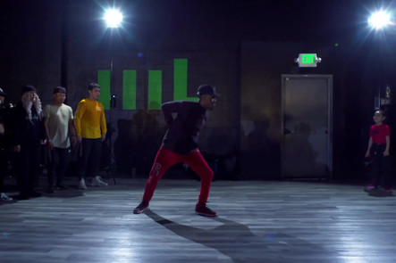 JBlaze 'Was Dat' | Choreography