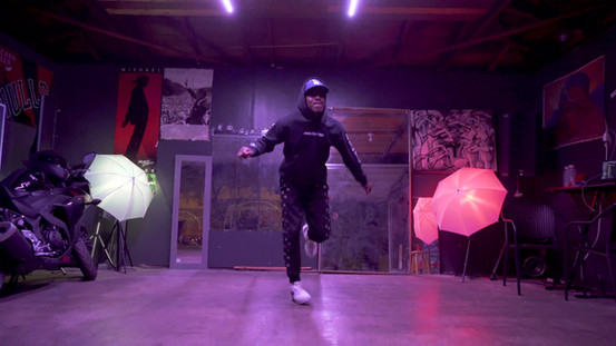#hennysessions | Summer Walker ft. Usher 'Come Thru' | Choreography