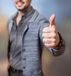 erhöhte Kundenzufriedenheit