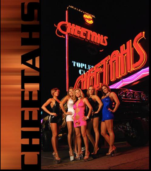 Cheetahs Package Cheetahs Las Vegas